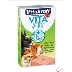 Vitakraft VITA Fit Soľný kameň na olizovanie 40g