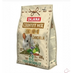 Dajana-COUNTRY MIX EXCLUSIVE-činčila 500g