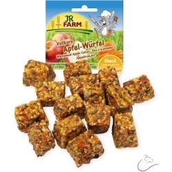 JR Farm - Celozrnná tyčinka s kúskami jabĺk 90 g
