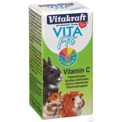 VITA Fit C--vitamínové kvapky 10 ml