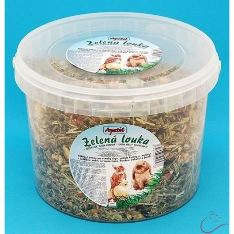 Apetit Zelená Lúka kýblik 3 L / 1kg