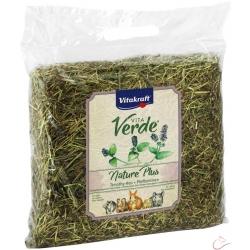 Vitakraft Vita Verde seno s mätou 500g