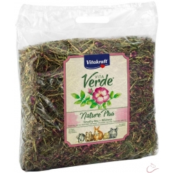 Vitakraft Vita Verde seno divoká ruža 500 g (Rosa selvatica )