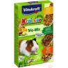 Vitakraft Kräcker Morča Trio-Mix med+citrus+zelenina 3 kusy