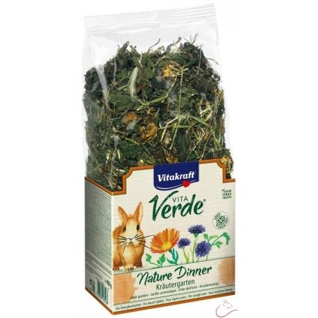 Vita Verde Nat Dinner záhradné byliny králík 400g