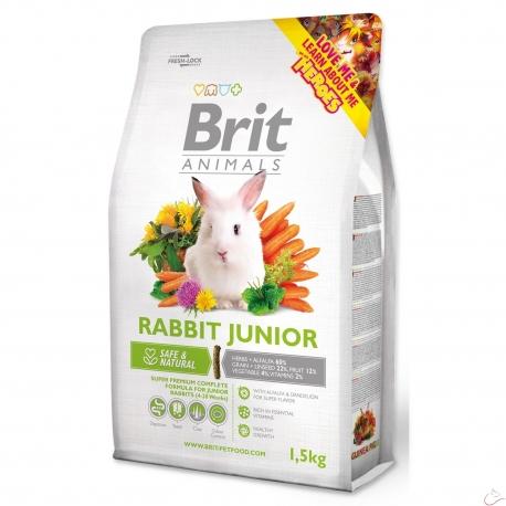 BRIT Animals Rabbit Junior Complete  1,5 kg