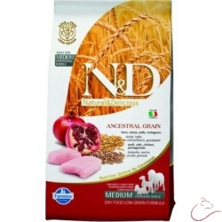 Farmina N&D dog LG Adult Chicken & Pomegranate 12 kg