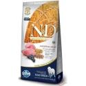 N&D Farmina dog LG adult medium&maxi lamb, spelt, oats and blueberry 12kg