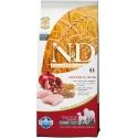 N&D Farmina dog LG Light medium&maxi chicken&pomegranate 12 kg