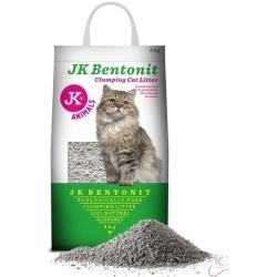 JK Bentonit - hrudkujúca podstielka 5 kg