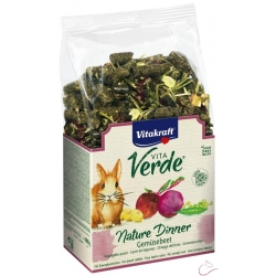 Vitakraft Vita Verde Nature Dinner- zakrslý králik 600g