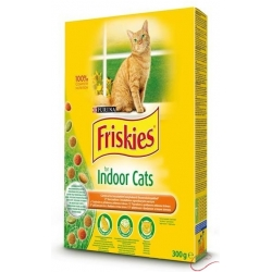 Nestlé Friskies cat Indoor 0,3 kg