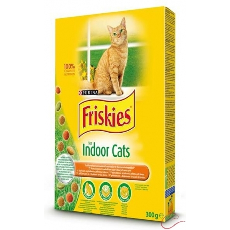 Nestlé Friskies cat Indoor 0,3 kg