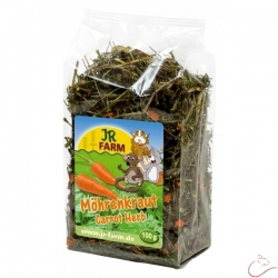 JR Farm Mrkva+mrkvová vňať 100 g