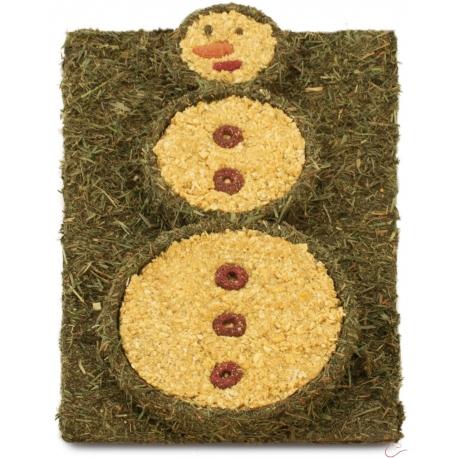 JR Farm vianočný snehuliak 350 g