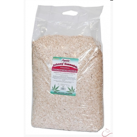 Apetit-Johnny Cannabis- konopné pazderie 40L / 4kg