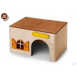 Domček Kváder, drevený domček pre morčatá
