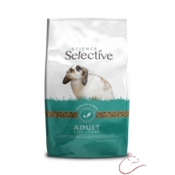 Supreme Science Selective Rabbit Aduld 3 kg
