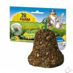 JR Farm Zvonček seno s púpavou 1kus/125g