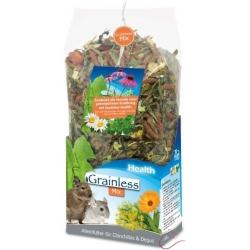 R Farm Krmivo pre činčilu, degu Grainless Health Mix 600 g