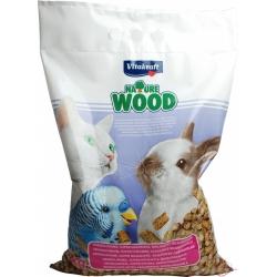 Nature Wood podstielka-drevené pelety 2,8 kg