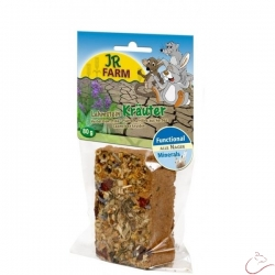 JR Farm - Hlinená kocka s bylinkami 1 kus