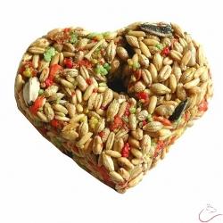 Apetit - Srdce pro hlodavce s vitamínmi a minerálmi 1ks
