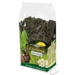 JR Farm Zakrslý králik Grainless Complete Junior 1 kg