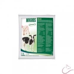 MIKROP Milaca kŕmne mlieko šteňa / mača / teľa / prasiatko 1kg