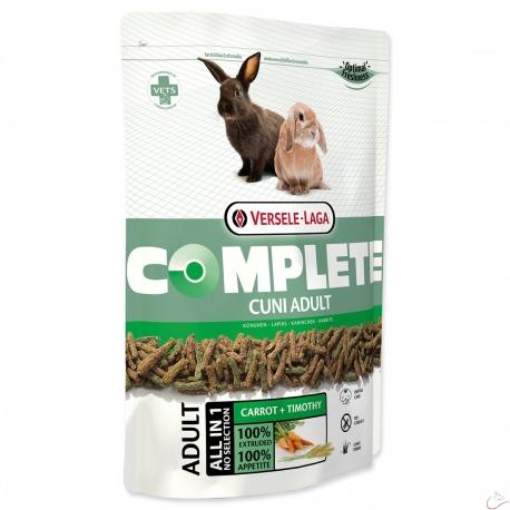 VL Complete Cuni Adult- pre trpasličích a doma chovaných králikov 500 g