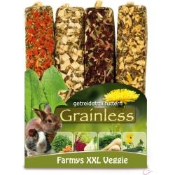 JR Farm Bezobilné tyčinky XXL so zeleninou 450 g