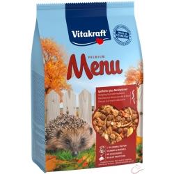Vitakraft Menu premium granulované krmivo pre ježkov 600g