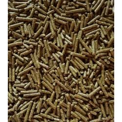 Berkel Futter Chinchilla pelety/granule
