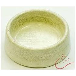 Be-mi bledá-žltá betónová miska guľatá 10 cm (100ml)