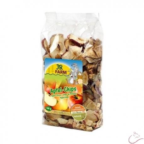 JR Farm - Plátky jabĺk 100 g