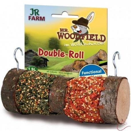 JR Farm-Závesná rolka s dvoma príchuťami 160g