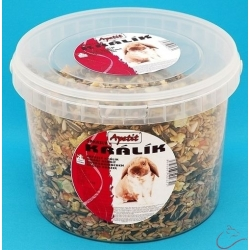 Apetit-Zakrslý králik kýbel 3L / 1,7 kg