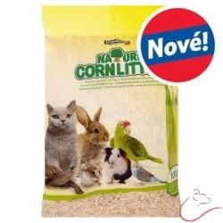 Kukuričná podstielka-Vitakraft Nature Corn Litter hrubá 2,5 kg