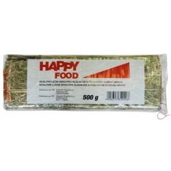 HAPPY FOOD lúčne seno s mrkvou 500 g