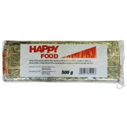 HAPPY FOOD lúčne seno s mrkvou 500 g