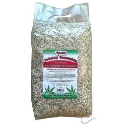Apetit-Johnny Cannabis- konopné pazderie 10L / 1kg