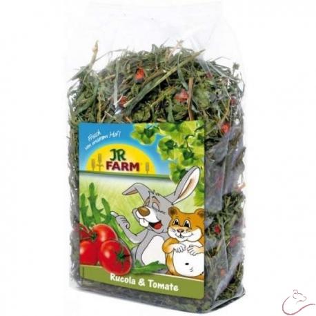 JR Farm Rukola a paradajka 100 g