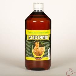 Acidomid králiky soľ  1 L