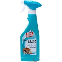 Simple Solution Hutch & Cage Cleaner 500 ml dezinfekčný prostriedok
