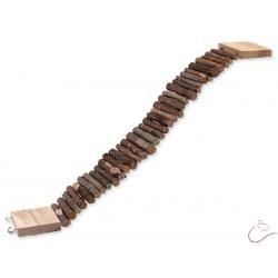 Most SMALL ANIMALS závesný drevený 55 x 7 cm (1ks)