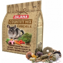 Dajana – COUNTRY MIX, Chinchilla 500 g