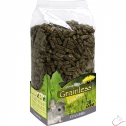 JR Farm Grainless Complete-činčila 1350g
