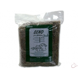Seno LIMARA lúčne-lisované 1,6 kg