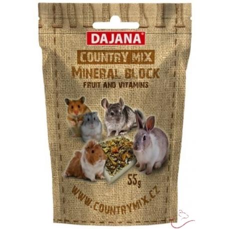 Dajana – COUNTRY MIX- minerálny kameň fruit & vitamins
